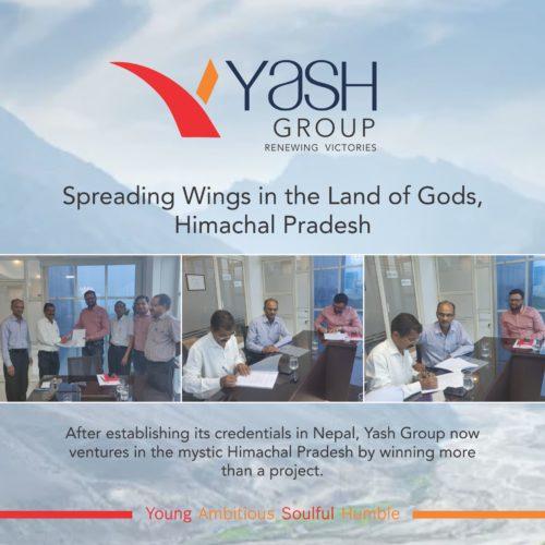 Yash Group FB post H